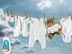 Nước giặt dành cho trẻ sơ sinh chọn như thế nào?